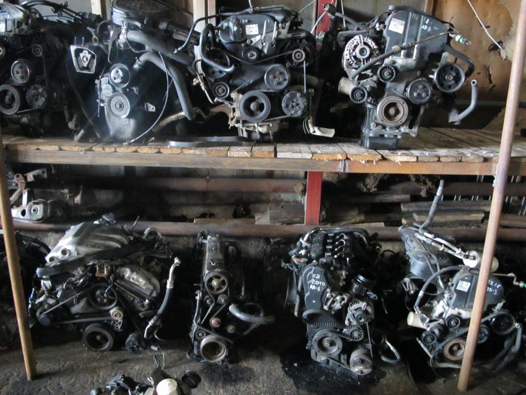 Двигатели Форд бу в Москве